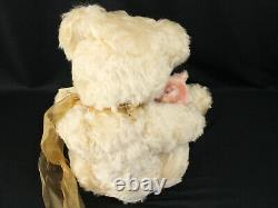 Kimberly Fischer Main Paire Ours Et Compote De Pommes Porkchops Pig Ooak Mohair Withcoa