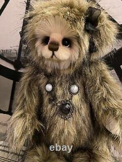 Kuddly Unique Bears Ooak Artiste Ours Par Julie Mckee
