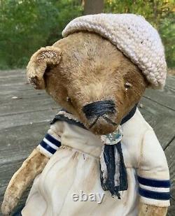 L'artiste Russe Bear 14 One-of-a-kind Sonya