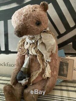 Les Ours De Whendi Ooak Bear Artiste Par Wendy Meagher
