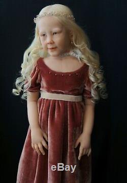 Nariana Ooak Doll 80 CM 31 Pouces Par Svetlana Artiste Grishko Main