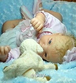 Nouvel Artiste 24 6 Mo. Chubby Baby Eliza De Sheila Michael Renaît Par Peg Spencer