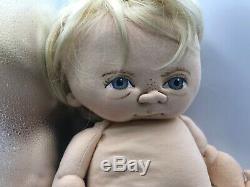One Of A Kind Artiste Doll Jan 2013 Shackelford Jackie Cooper Petit Gars
