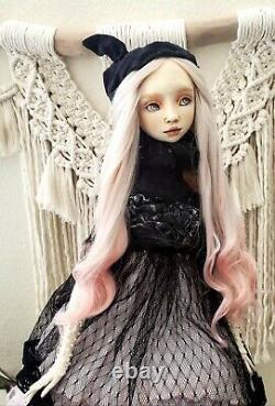 Ooak Artist Doll Par Oksana Vesna