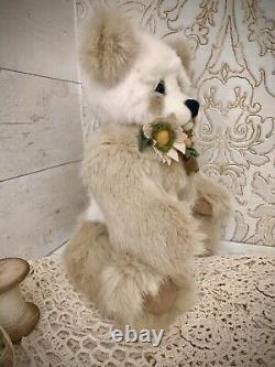Ooak Artiste Bear Nouveau Avec Des Étiquettes