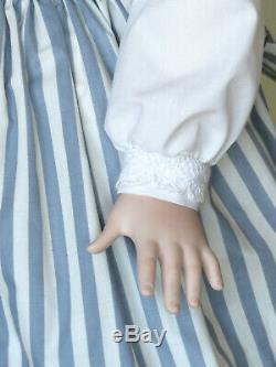 Ooak Porcelaine Belle Rachel Par Maître American Doll Artiste Marilyn Bolden