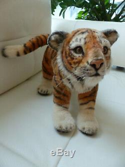 Ooak Tigre Theo Par Judi Paul / Luxembears