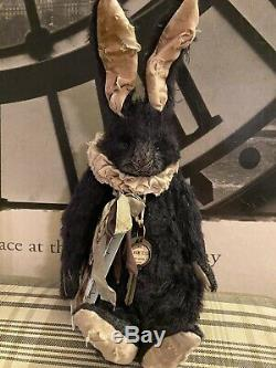 Ours Artiste Ooak De Whendi Rabbit Par Wendy Meagher