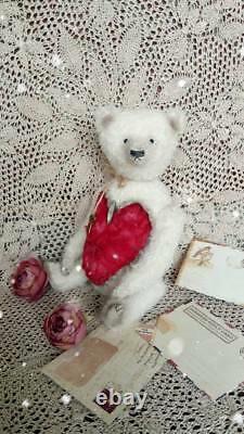 Ours Musical Cadeau De La Saint Valentin Ours En Peluche Antique
