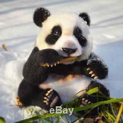 Ours Panda Ours Panda Feutré