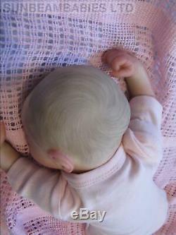 Poupée 16 Bountiful Renaissent Baby Girl Kadence Par L'artiste Dan À Sunbeambabies Pvhg