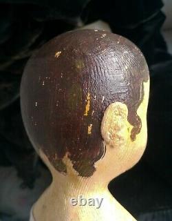 Poupée D'artiste D'izannah Walker, Poupée Faite Main, Poupée De Tissu, Reproduction Antique De Poupée