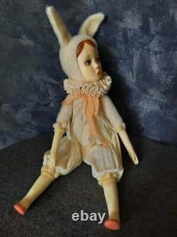 Poupée D'artiste Rabbit Peter