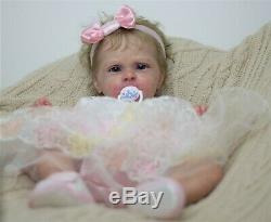 Poupée Reborn, Bébé Jocy, Artiste Olga Renaissent Konovnina, Mes Bébés Doux
