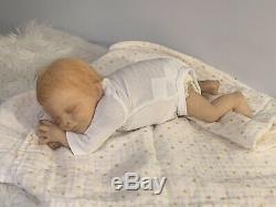 Prématuré 15 Réincarné Baby Doll Mason Bountiful Bébé Artiste Ginger Lynn