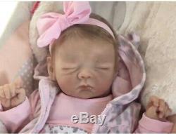 Preuve Tasha Edenholm Full Body Silicone Baby Girl Artiste