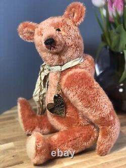 Rachel, Artiste Ooak Bear By Bear Rhymes