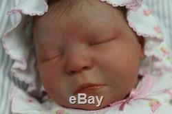Realborn Marissa Texturé Peau Bountiful Baby Doll Régénérés Par Marie Artiste 9yrs
