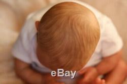 Reborn Baby Doll Bean 16 Par Précoce Artiste De Marie 9yrs Sunbeambabies Ghsp