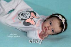 Reborn Baby Doll Chloe (kit Chloe Par Natali Blick)/artiste Tatyana Melnikova