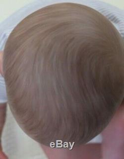 Reborn Baby Doll Paisley Maintenant Ben Belle Ouverture Box Artiste De Marie 9yrs Ghsp