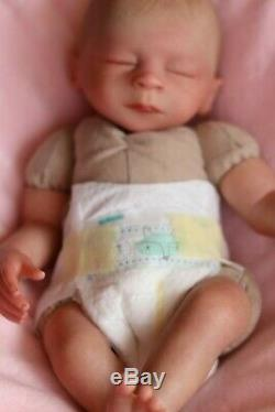Reborn Baby Doll Preemie 15 De Foi Precoce, Artiste 9yrs Marie Look Peut Varier