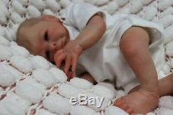 Reborn Baby Doll Preemie 16 Précoce Tayla Par L'artiste De Marie 9yrs Sunbeambies