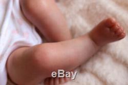 Reborn Baby Doll Puddin Maintenant Penny Handpainted Par L'artiste Sunbeambabies Ghsp