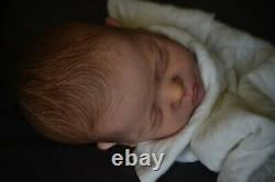 Reborn Baby Doll Romy Quality Art Doll, Par L'artiste Kelly Campbell