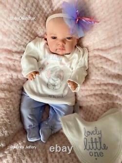 Reborn Baby Girl Doll Arianna, Nouveau-né Par Uk Artist #babydollartuk