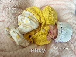 Reborn Baby Girl Doll Nouveau-né Baby Girl Doll Uk Artiste