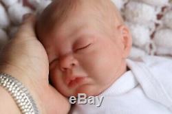 Reborn Bébé Doll Preemie 16 Artiste Précoce De 9yrs Marie (varie Tenue)