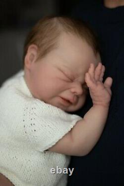 Reborn Boy/ Le Vincent Par Nikki Jonston/ooak/renaître Artiste Oksana Shomeva
