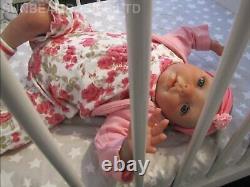 Reborn Doll 21 Gracie De Bébé Abondante Par Dan Artist 6yr À Sunbeambabies - Cadeau