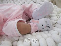 Réincarné Baby Doll Lifelike 22 Précieux Cadeau Par L'artiste Dan A Sunbeambabies