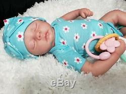 Réincarné Baby Girl, Poupées Reborn, Par L'artiste Aux Etats-unis, Réaliste Et Juste Adorable