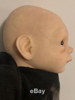 Réincarné Bébé Fantaisie Zombie 19 Doll Joey Kit De Bb Artiste Ginger Lynn