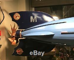 Steampunk Airship, 50 Pouces De Long, L'un D'une Sorte, Main