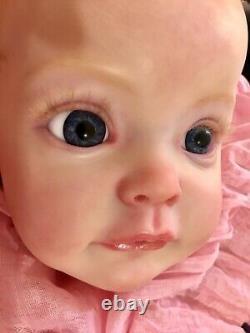 Sue Sue Une Poupée D'art Primée Par L'artiste Priscilla Anne Artful Baby Reborns