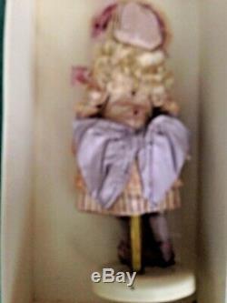 Superbe Bru Doll Par Lindolly 13 Artiste Américain Porcelaine Ooak Mib Withtag
