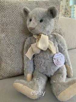 Susanne Tauber Bear 18 Mohair Artiste Bear Die Aus Dem Koffer Allemagne Marlon