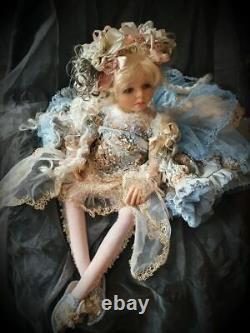 Venera Elf Renaître Poupée Par Olga Tschenskaya Renaître Artiste Arina Hristova
