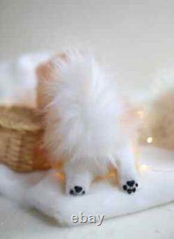 Vente! Ooak Main Pomeranian Par Chiots Inna Borzenkova