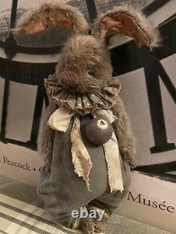 Whendi's Bears Ooak Artist Rabbit Par Wendy Meagher