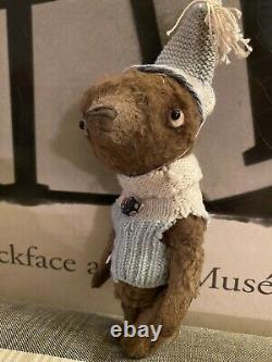 Whendi's Bears Ooak Artiste Ours Par Wendy Meagher